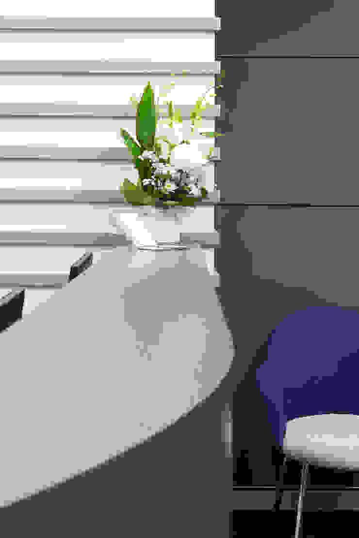 Gateways 5 Reception Details Modern clinics by Natasha Fowler Design Solutions Modern
