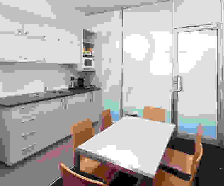 Gateways 10 Staff Room Modern clinics by Natasha Fowler Design Solutions Modern