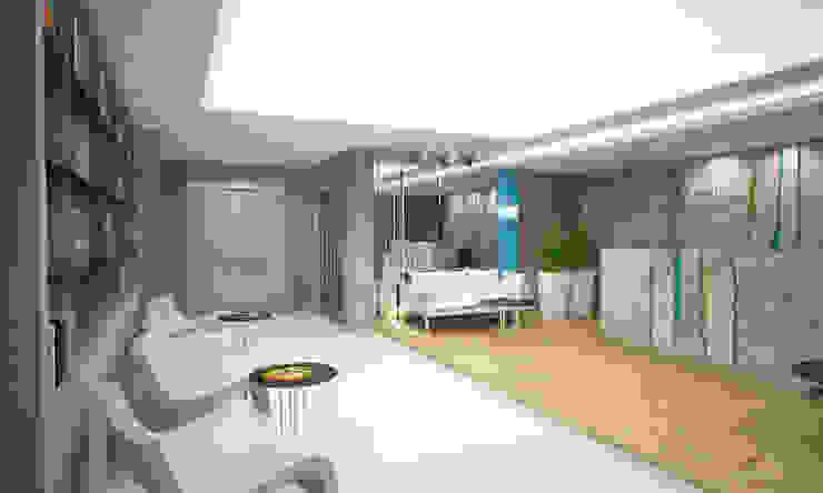 Head Office -3 BWorks Modern