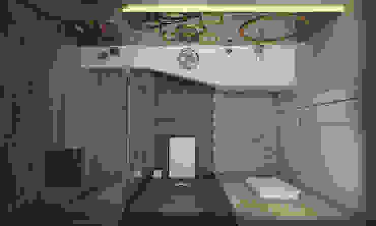 SD HOUSE Modern Banyo BWorks Modern