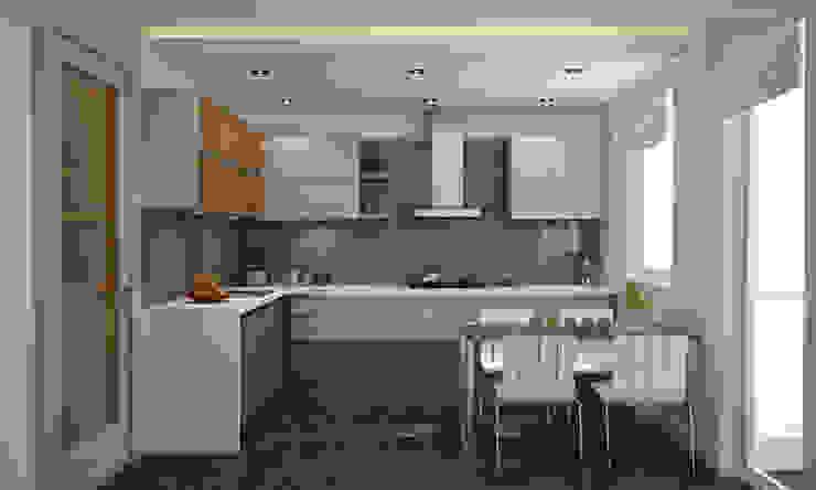 SD HOUSE Modern Mutfak BWorks Modern