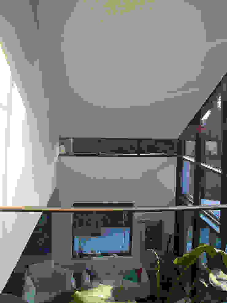 Wohnzimmer Moderne Wohnzimmer von Architekturbüro Sahle Modern
