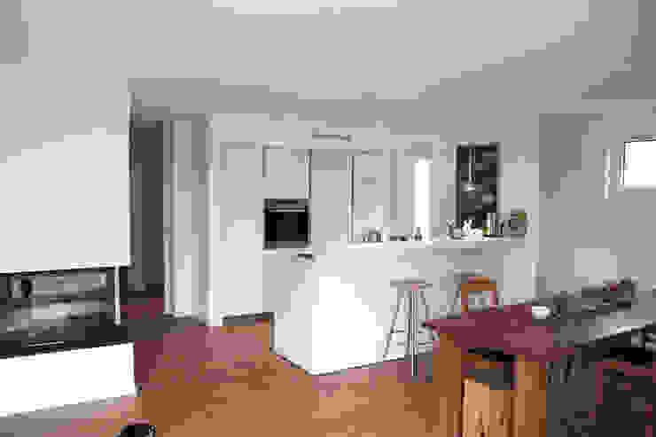 Küche Moderne Küchen von Architekturbüro Sahle Modern