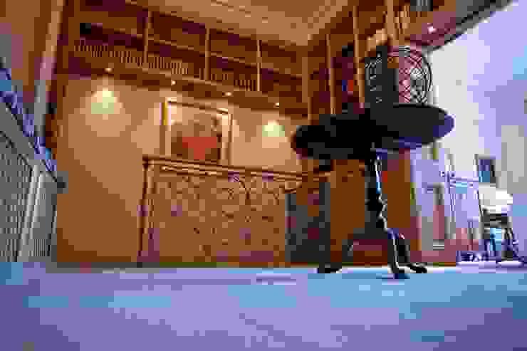 The Lansdown Balustrade, Ironart of Bath Classic style corridor, hallway and stairs by Ironart Ltd Classic