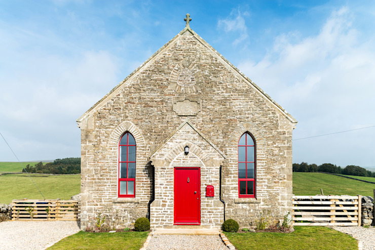 Ebenezer Chapel, Co. Durham por Chris Humphreys Photography Ltd