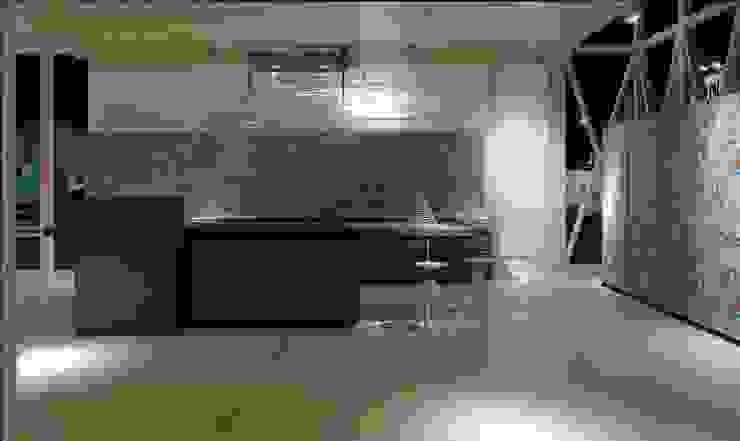 New Logica System | Cardoso stone worktop: minimalist  by Valcucine, Minimalist