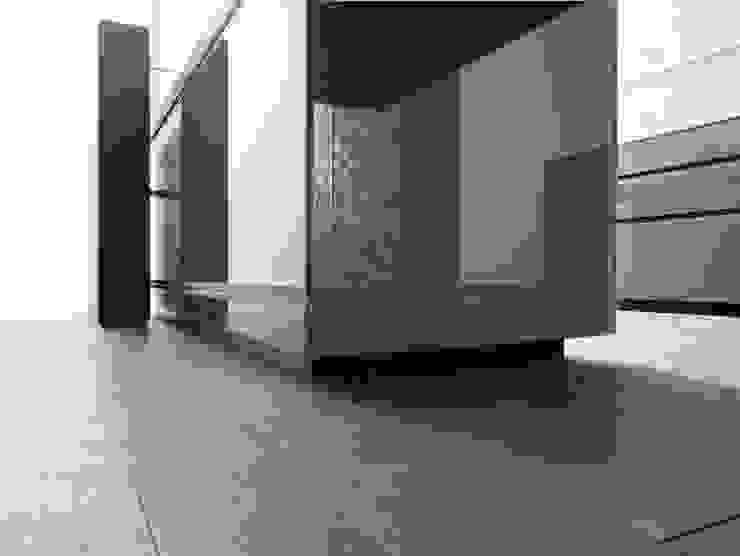 Artematica Vitrum Arte Modern kitchen by Valcucine Modern