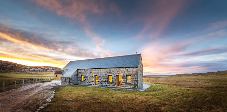 Whitehouse Lodge, Isle of Coll 根據 Chris Humphreys Photography Ltd