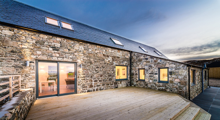 Whitehouse Lodge, Isle of Coll van Chris Humphreys Photography Ltd