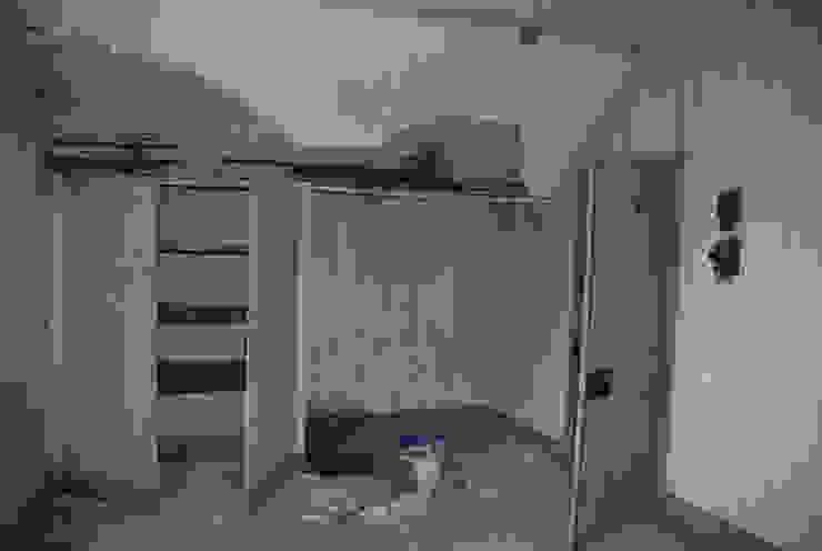 Bedroom Prior to Restoration by Architects Scotland Ltd