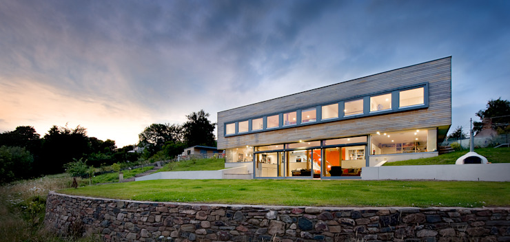 Sunnybank House, Coldingham by Chris Humphreys Photography Ltd