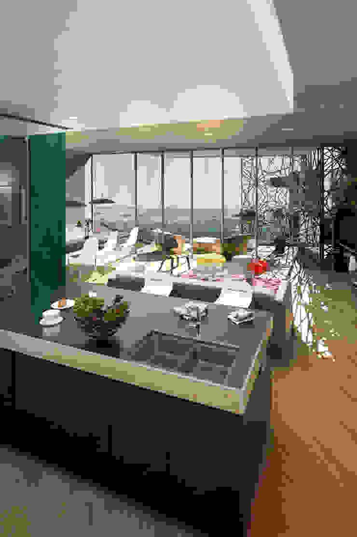 Park Dibek 21 Modern Oturma Odası SANALarc Modern