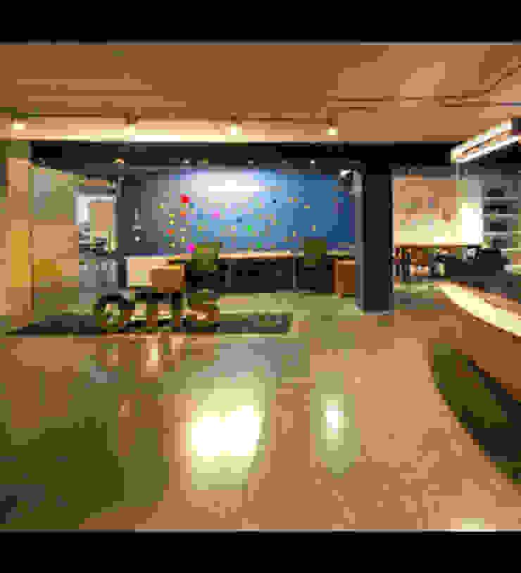 OTIS Istanbul Headquarters Modern Çalışma Odası SANALarc Modern