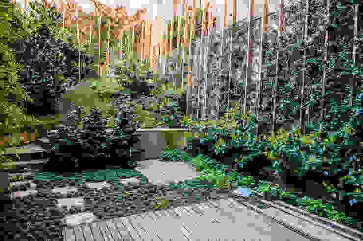 Park Dibek 21 Modern Bahçe SANALarc Modern