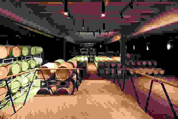Doluca Winery Modern Şarap Mahzeni SANALarc Modern