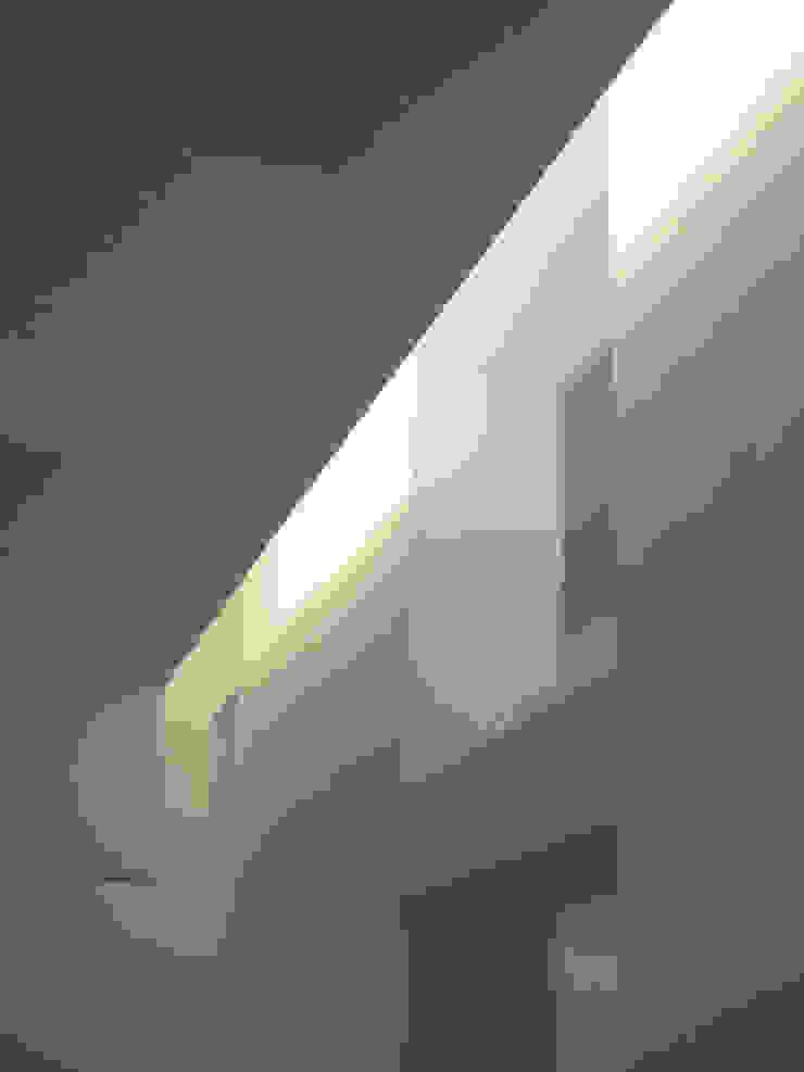 Studio di architettura Complesso d'uffici moderni di forma (b) architetti Moderno
