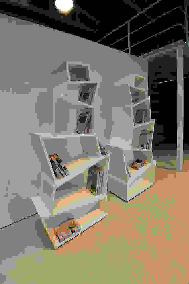 BABYLON bookcase Frigerio Paolo & C. BureauArmoires & étagères