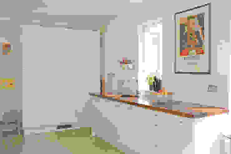 Kitchen units de Dittrich Hudson Vasetti Architects Moderno