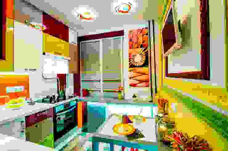 Cozinhas  por Сделано со вкусом на ТНТ