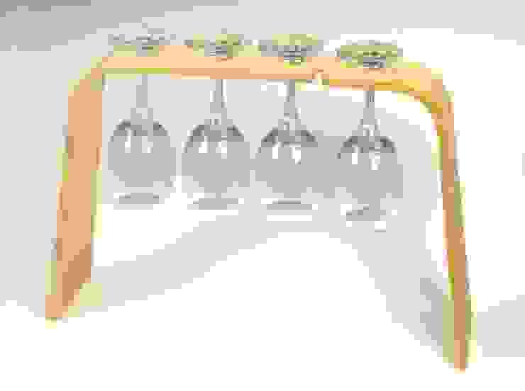 Wine Glass Holder: modern  by Rin crossing, Modern