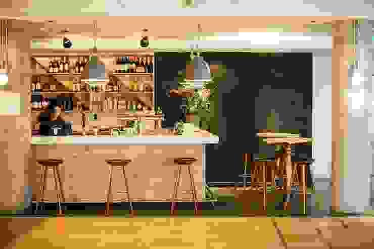 Colston St. Bar & Kitchen by Simple Simon Design