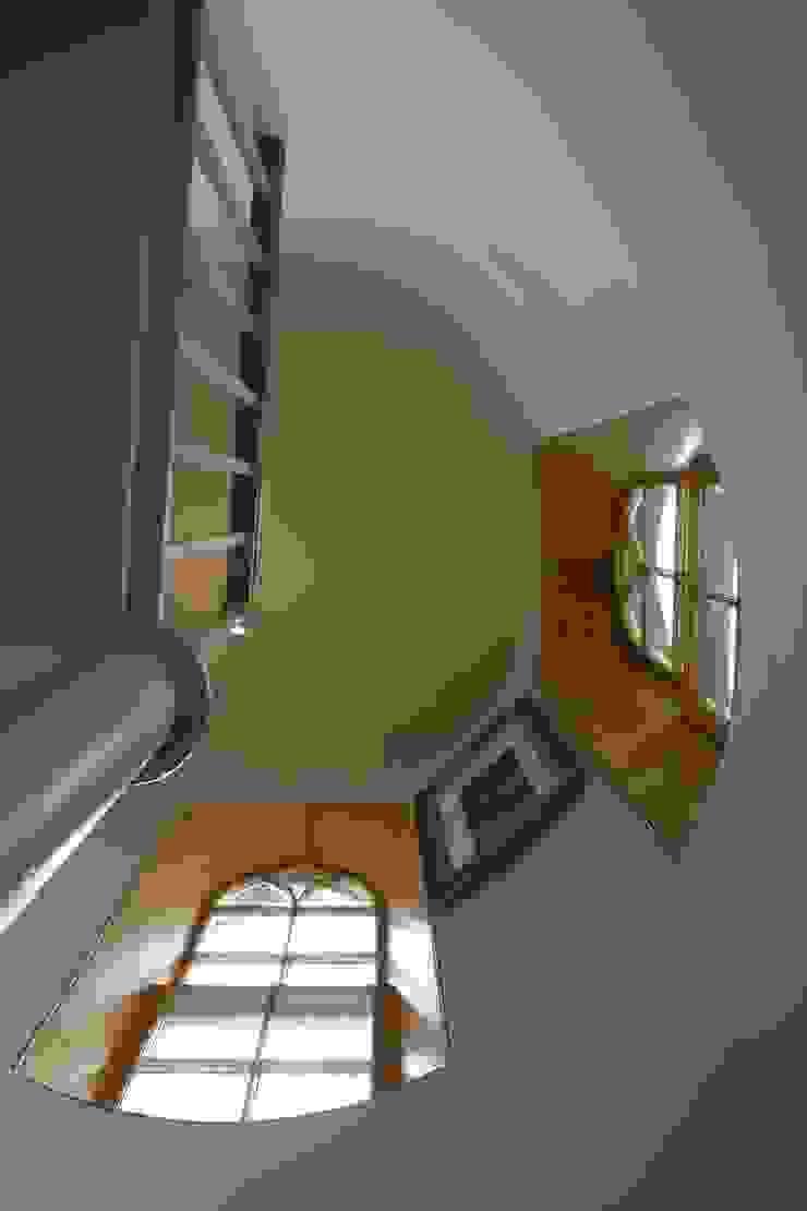 Interior of Stair Tower Modern hotels by Architects Scotland Ltd Modern