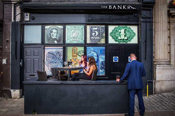 The Bank by Simple Simon Design