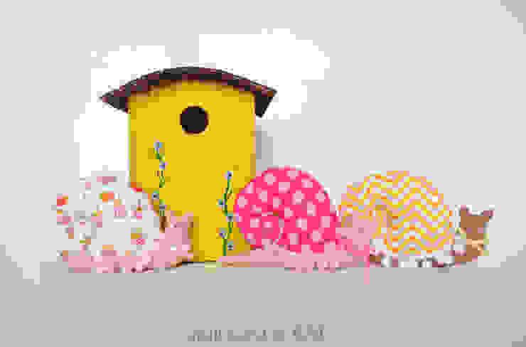 Детская комната в . Автор – Mundo Raquel ,