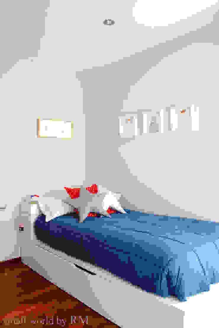 Cojines Star Dormitorios infantiles de estilo mediterráneo de Mundo Raquel Mediterráneo