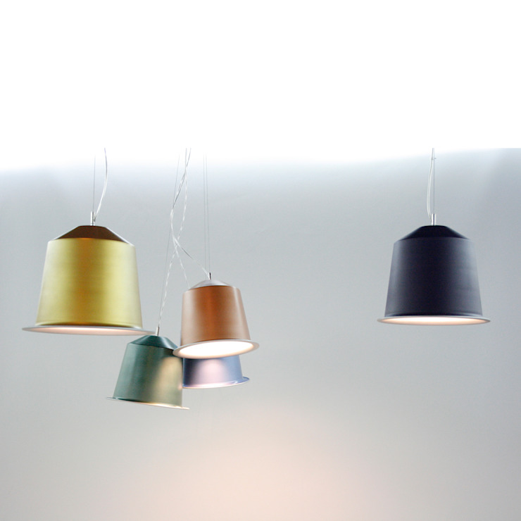 colors light pendant light de Be&Bo Furniture Design Moderno