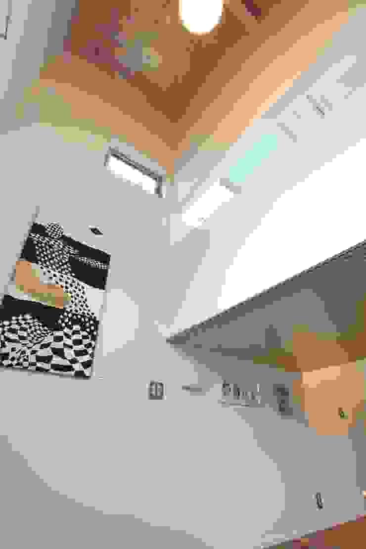 マルコビッチな家 オリジナルデザインの 多目的室 の SASAKI YOSHIKI ARCHITECTS STUDIO オリジナル