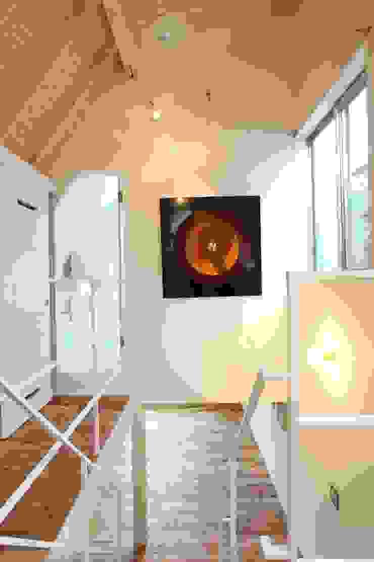 マルコビッチな家 オリジナルな 壁&床 の SASAKI YOSHIKI ARCHITECTS STUDIO オリジナル