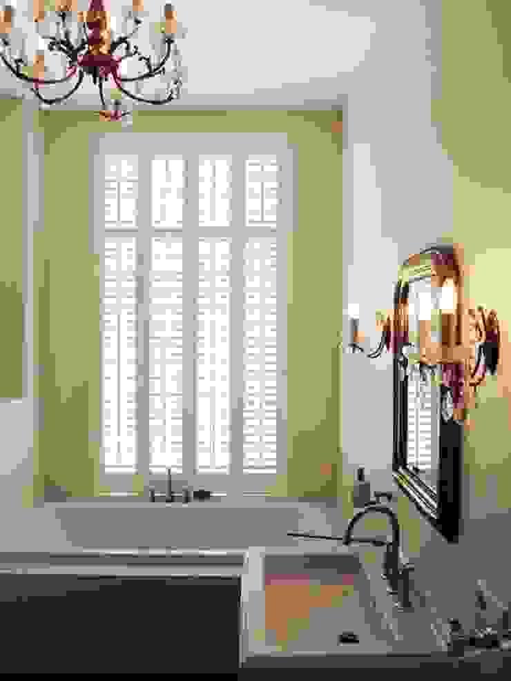 Klassieke shutters Klassieke badkamers van Inhuisplaza b.v. Klassiek