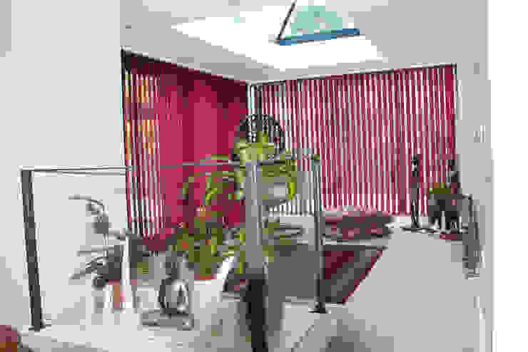Alwoodley Lane Modern conservatory by Studio J Architects Ltd Modern