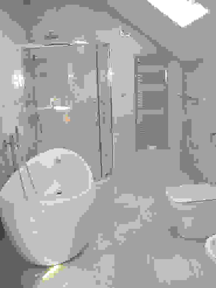 48 Farrar Lane Modern bathroom by Studio J Architects Ltd Modern
