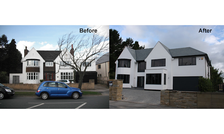Alwoodley Lane by Studio J Architects Ltd