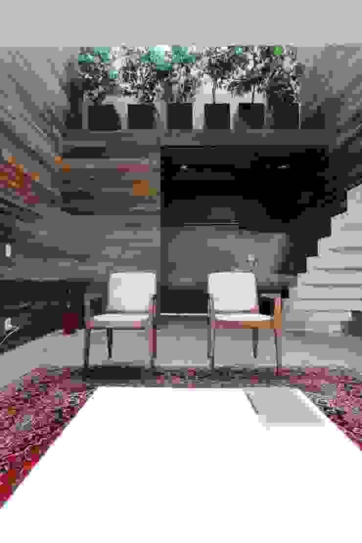 ZAAV Arquitetura Ruang Keluarga Minimalis