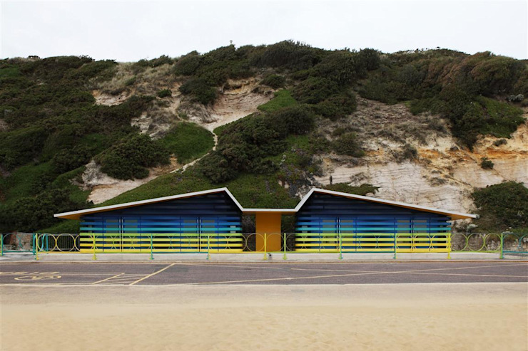 The Seagull & The Windbreak by ABIR Architects