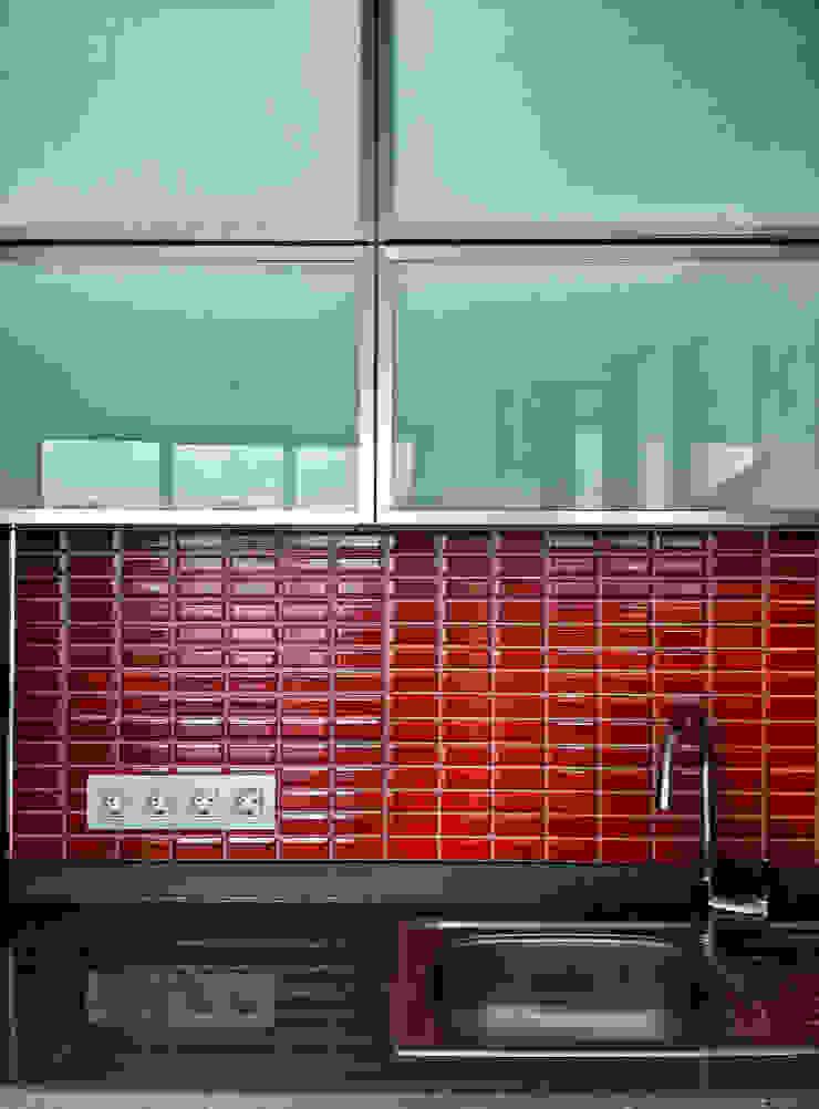 Ottomare Daire Mutfak Modern Mutfak 5 dakika Deneyim Tasarımı / Experience Design Modern