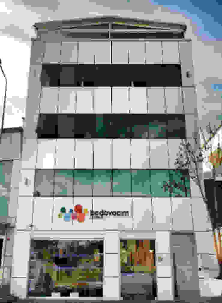 Essepro Ofis Binası 5 dakika Deneyim Tasarımı / Experience Design Modern