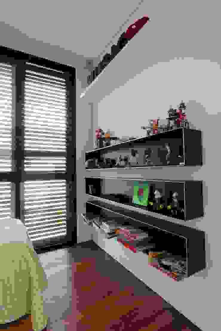 ZAAV Arquitetura Kamar Bayi/Anak Minimalis