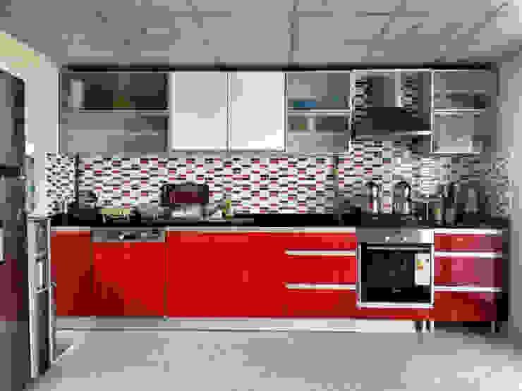 Essepro Mutfak Alanı 5 dakika Deneyim Tasarımı / Experience Design Modern