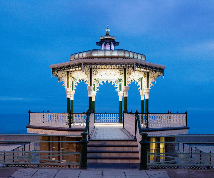 Brighton Birdcage Bandstand - completed by ABIR Architects