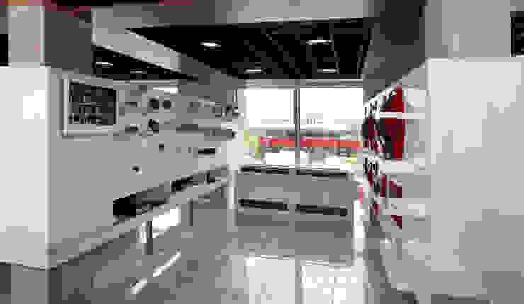 Esse Holding Ofis Binası 5 dakika Deneyim Tasarımı / Experience Design Modern