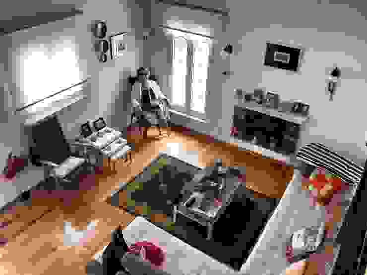 Yum Evi Oturma Odası Modern Oturma Odası 5 dakika Deneyim Tasarımı / Experience Design Modern