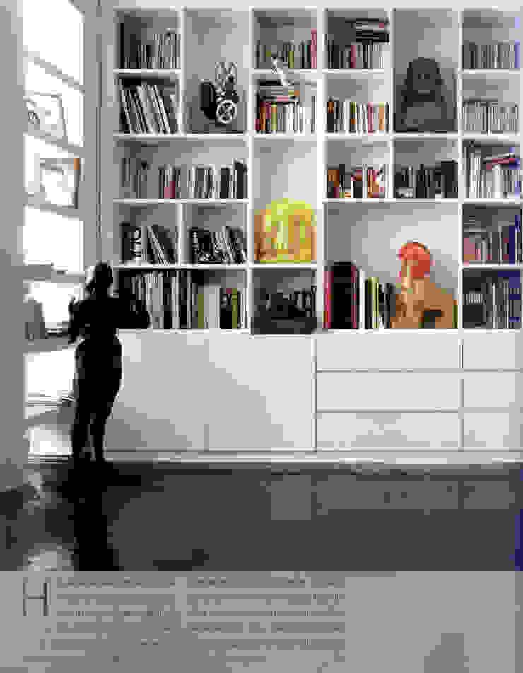 Erdil Yaşaroğlu Evi Modern Oturma Odası 5 dakika Deneyim Tasarımı / Experience Design Modern