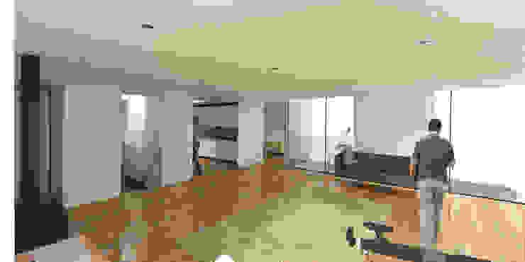 Beach House - Internal View by ABIR Architects