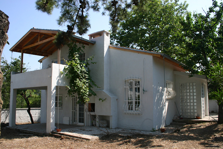 Yum Evi Akdeniz Bahçe 5 dakika Deneyim Tasarımı / Experience Design Akdeniz