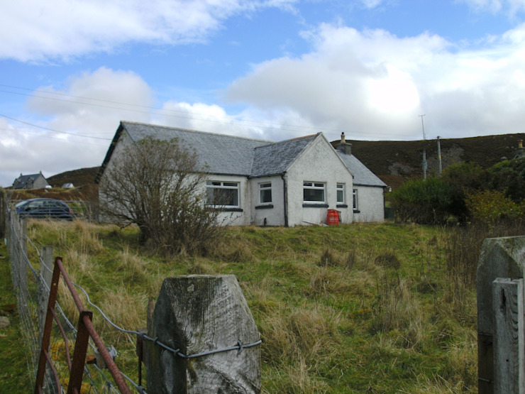 Private House, Isle of Raasay - Proposals by ABIR Architects