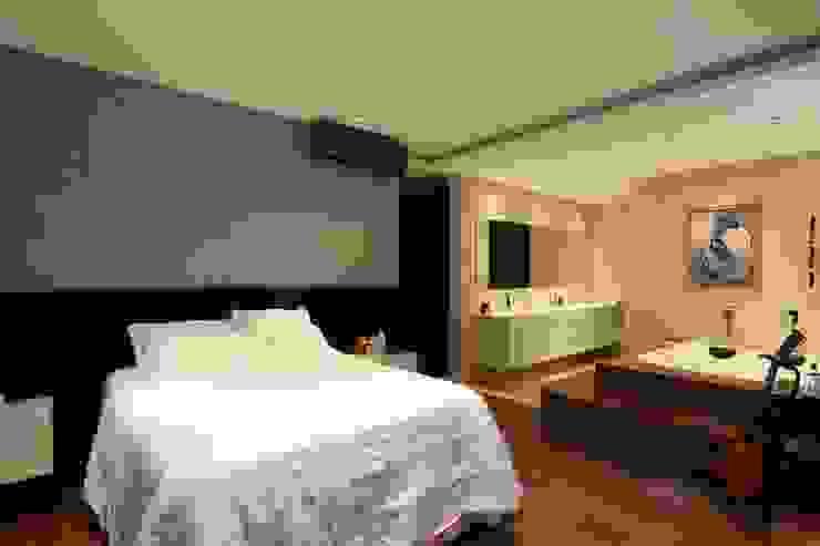 Bedroom by ZAAV Arquitetura